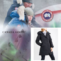 CANADA GOOSEカナダグース Shelburne shell and down parka coat