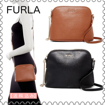 【FURLA】Miky Leather クロスボディーバッグ★(正規)