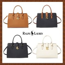 SALE★RALPH LAUREN★4色♪Brigitte II Medium Satchel