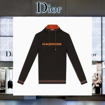 "【17AW NEW】 Christian Dior_men /""HARDIOR""スウェットシャツ"