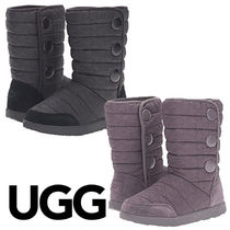 ◇UGG◇大人もOK!!Puffy Quilted Houndstooth20.5〜24cm