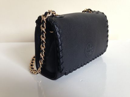 TORY BURCH MARION SHRUNKEN SHOULDER BAG 即発送 セール