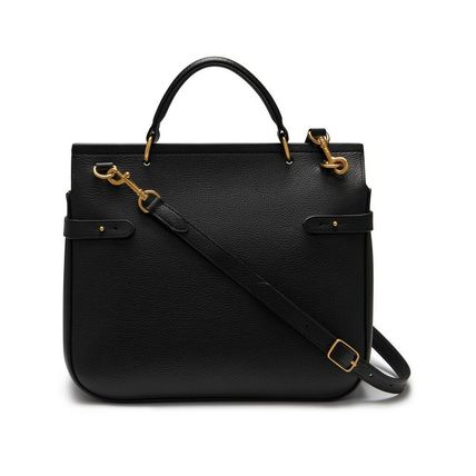 Mulberry ショルダーバッグ・ポシェット Mulberry Amberly ClayグレインレザーHH4707-205D614(8)