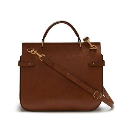 Mulberry ショルダーバッグ・ポシェット Mulberry Amberly ClayグレインレザーHH4707-205D614(12)