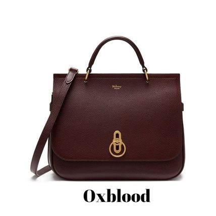 Mulberry ショルダーバッグ・ポシェット Mulberry Amberly ClayグレインレザーHH4707-205D614(14)