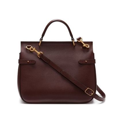 Mulberry ショルダーバッグ・ポシェット Mulberry Amberly ClayグレインレザーHH4707-205D614(17)