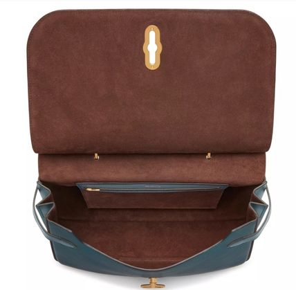 Mulberry ショルダーバッグ・ポシェット Mulberry Amberly ClayグレインレザーHH4707-205D614(18)