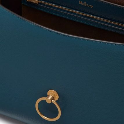 Mulberry ショルダーバッグ・ポシェット Mulberry Amberly ClayグレインレザーHH4707-205D614(19)
