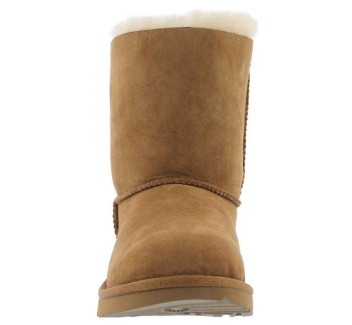 【送料込】大人もOK★UGG Girls' BAILEY BOW II sheepskin boots