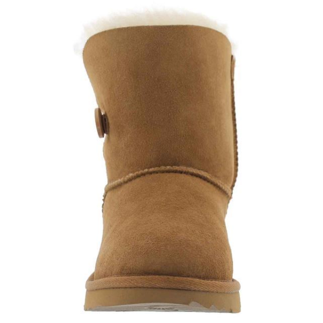 【送料込】大人もOK★UGG BAILEY BUTTON II sheepskin boots