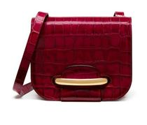 Mulberry Small SelwoodラズベリークロコプリントHH4627-640L150