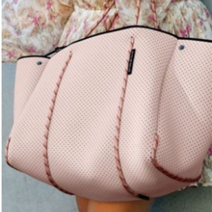 State of Escape トートバッグ 日本未入荷のNew Color☆State of Escape☆Escape Bag in Blush