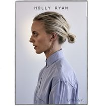 関税・送料込☆HOLLY RYAN【SILVER PESCADO EARRINGS】☆