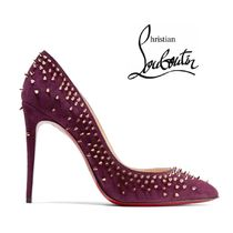 ∞∞ Christian Louboutin ∞∞ Escarpicスパイクパンプス☆