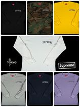 FW17 ♡Supreme ARC LOGO THERMAL ロングスリーブ♡