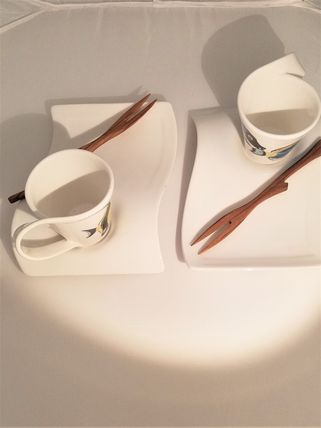 ★Villeroy&Boch★Cappucino Cups嬉しいセット〓〓