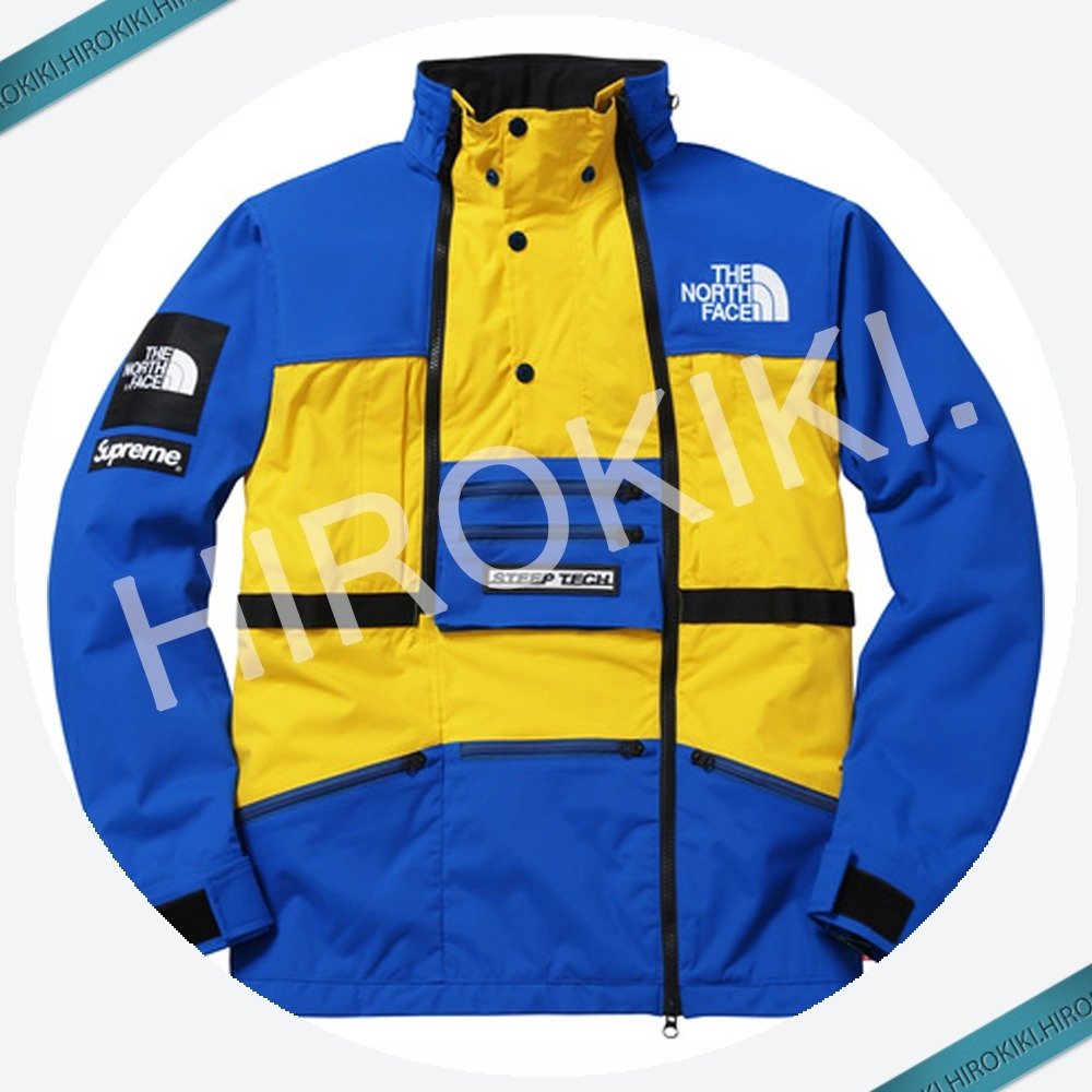 XLサイズ★Supreme The North Face Steep Tech Jacket Royal 青