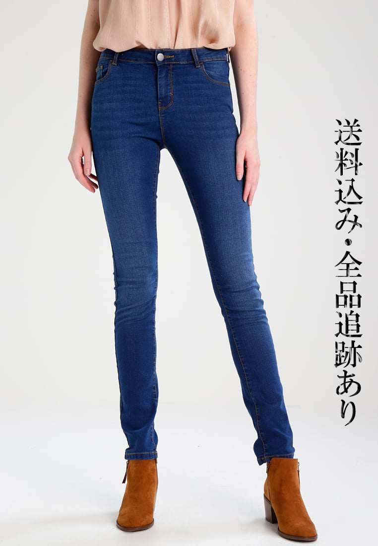 先取り♪Dorothy Perkins Tall スリム ジーンズ WASHED INDIGO