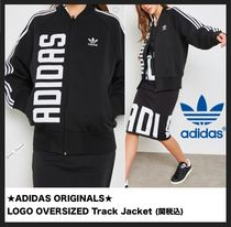 イベント関税込★ADIDAS Originals Logo Oversized Track Jacket