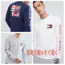 Tommy Jeans★90sカプセル ロゴ Tシャツ  送関込!
