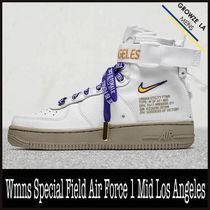 ★【NIKE】Wmns Special Field Air Force 1 Mid Los Angeles