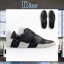 "【17AW NEW】 Christian Dior_men / ""ADHESIVE TAPE""スニーカー"