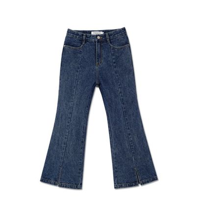 ANDERSSON BELL デニム・ジーパン 【ANDERSSON BELL】正規品★スリット ブーツカット JEANS/追跡付(13)