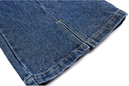 ANDERSSON BELL デニム・ジーパン 【ANDERSSON BELL】正規品★スリット ブーツカット JEANS/追跡付(16)