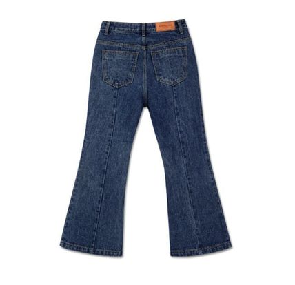 ANDERSSON BELL デニム・ジーパン 【ANDERSSON BELL】正規品★スリット ブーツカット JEANS/追跡付(18)