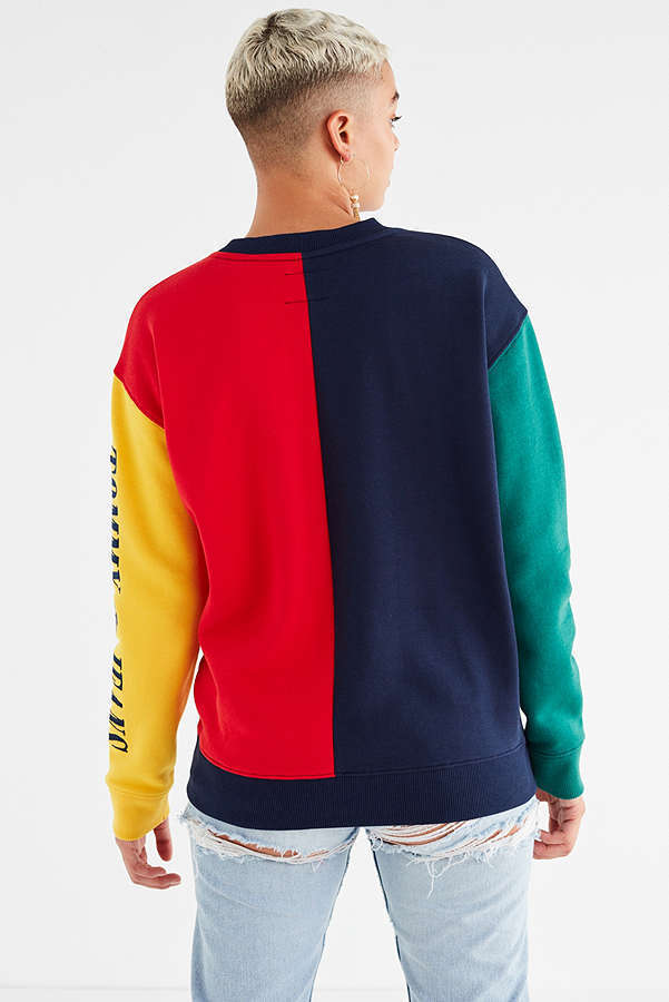 Tommy #UO限定#10/31プレオーダー#Jeans '90s Colorblock