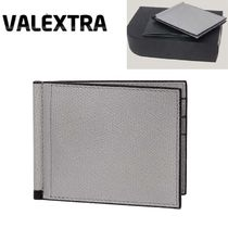 ★Valextra★セレブが愛す Money Clip V0L80 28 CENERE