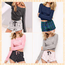 ★Victoria's secret★フランネルPJセット☆Flannel Short Set♪