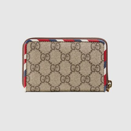 "GUCCI カードケース・名刺入れ 関税込""Gucci""Gucci Courrier GG Supreme メンズ カードケース(3)"