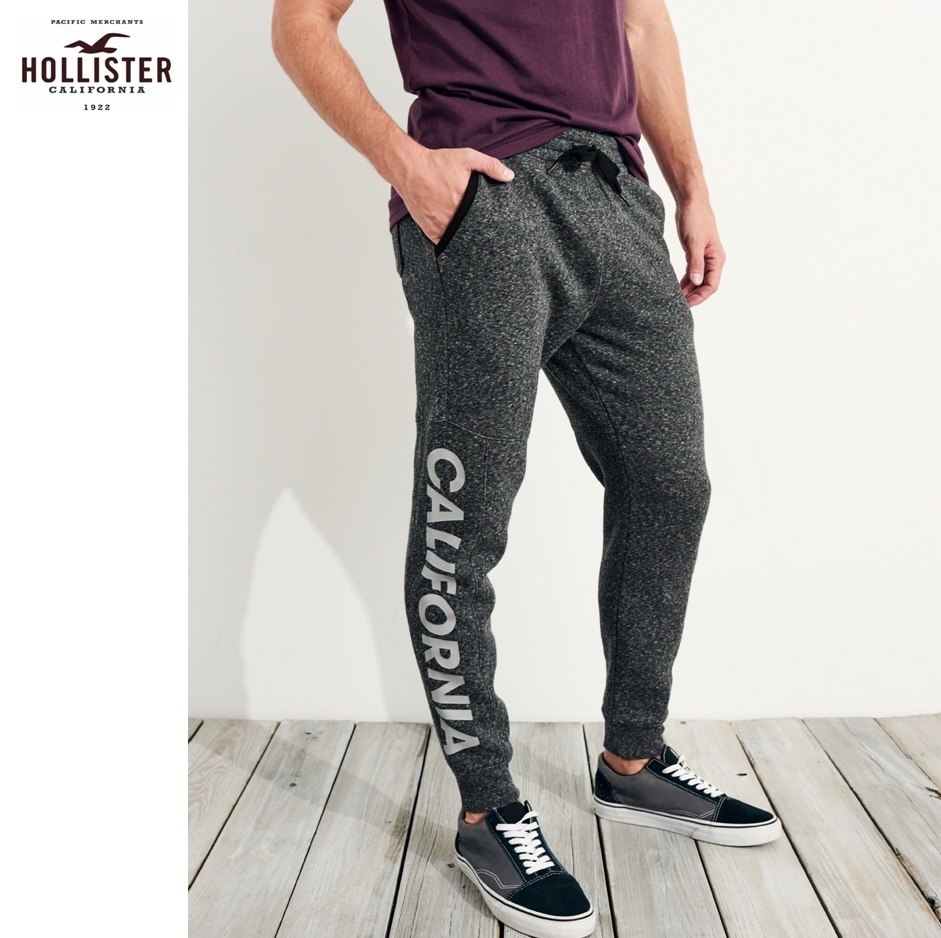 ★送料込★Hollister★Skinny Fleece Jogger Pants★