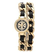 セール!Tory Burch★ MINI Reva Double-Wrap Watch