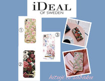iDEAL OF SWEDEN iPhoneケース花柄3色      、、、4
