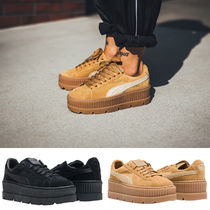 NEW!PUMA FENTY リアーナコラボ ♪ SUEDE CLEATED CREEPER