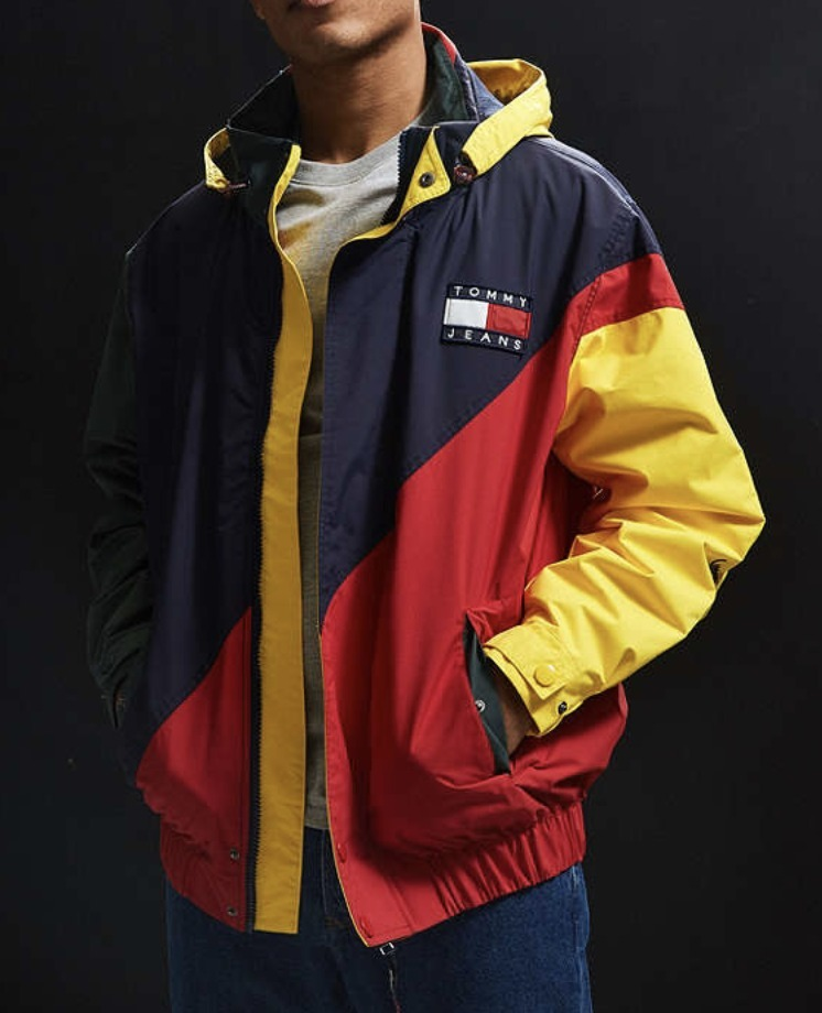 Tommy Hilfiger Colorblocked Sailing Jacket