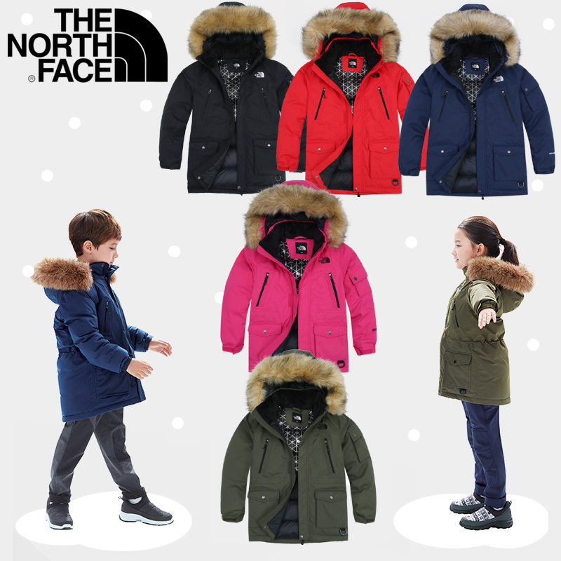 THE NORTH FACE☆K'S NEW MCMURDO DOWN PARKA NJ1DI51