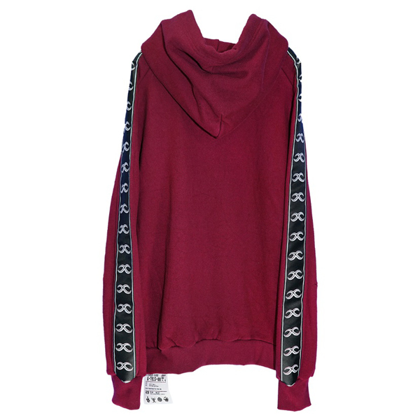 MPQ正規品◆KAI_WASHED COTTON HOOD SWEATER