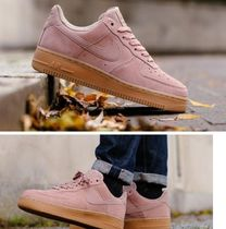NIKE☆WMNS AIR FORCE 1 '07 SE スエード PARTICLE PINK AA0287