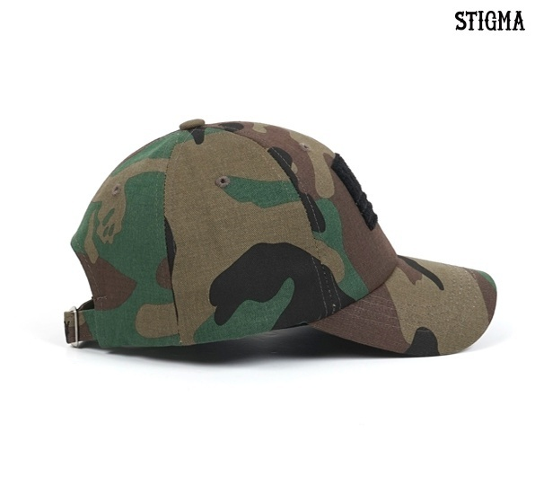 日本未入荷◆STIGMA◆VS FLAG VELCRO PATCH BASEBALL CAP