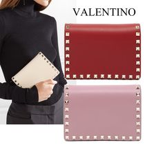 VALENTINO チェーン クロスボディバッグ MINI WALLET