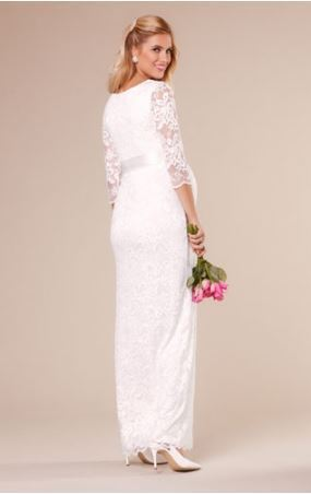 【Tiffany Rose】マタニティ ウェデングKATIE GOWN LONG