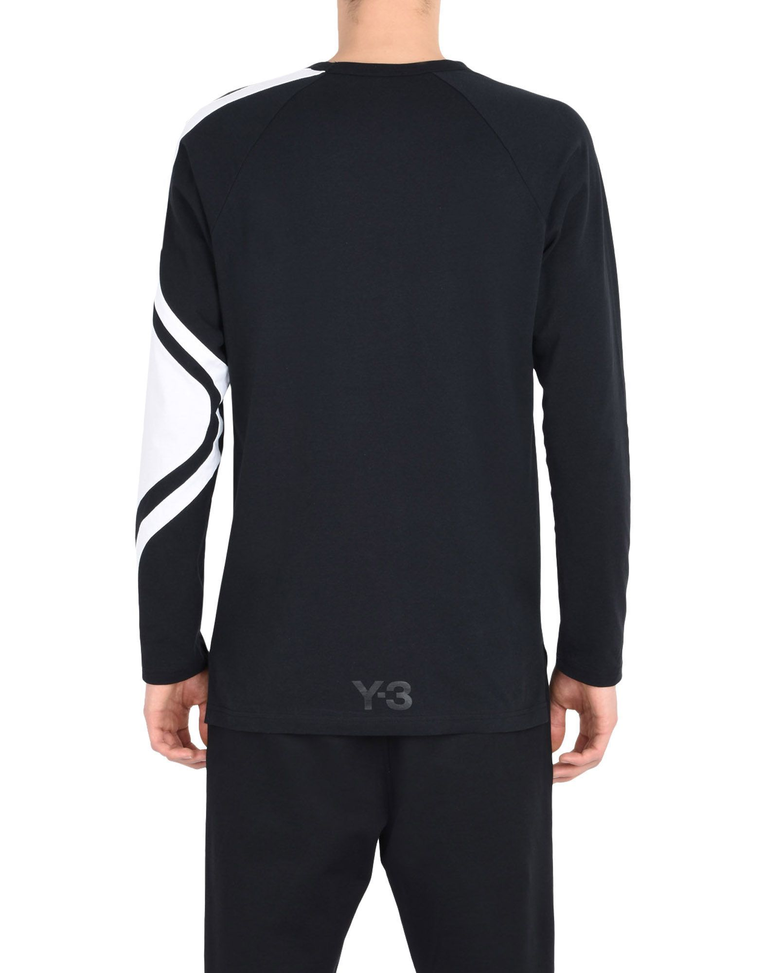 【関税込】 Y-3 3-STRIPES LS TEE