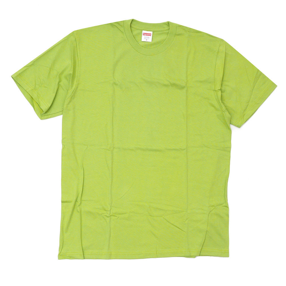 送料込み★Supreme Crash Tee  Lime