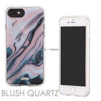 Sonix iPhone・スマホケース 新作★追跡&関税込【Sonix】THE MARBLE LUXE(4)