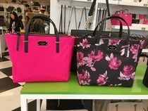 【kate spade】新作☆ナイロン製 alyse 2way バッグ☆