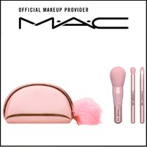 2017クリスマスコフレ【MAC】MAC Snowball Brush Kit Mini