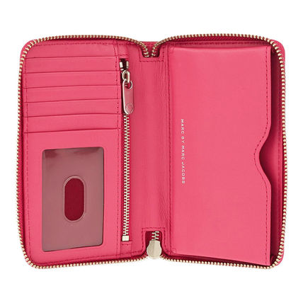 Marc by Marc Jacobs スマホケース・テックアクセサリー Marc by Marc Jacobs New Q Wingman Wallet 長財布 スマホケース(5)